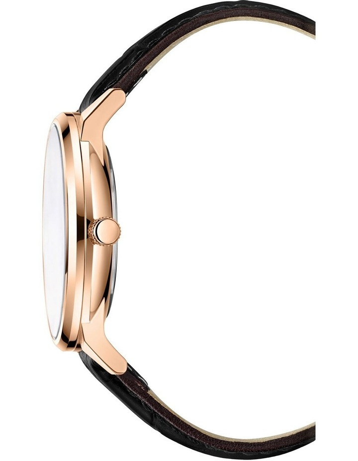 KC50784004 Classic Solar Mens Rose Gold Watch image 2