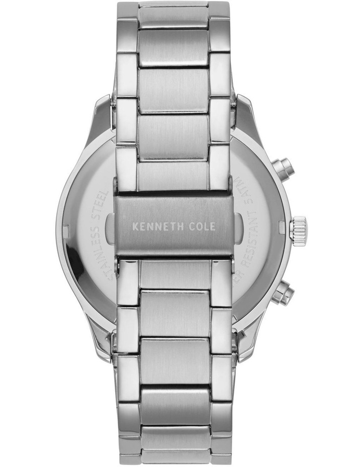KC51024001 Multifunction Mens Stainless Steel Watch image 3