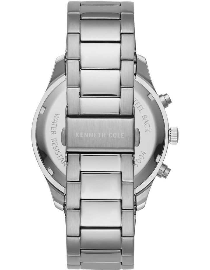 KC51024002 Multifunction Mens Stainless Steel Watch image 3