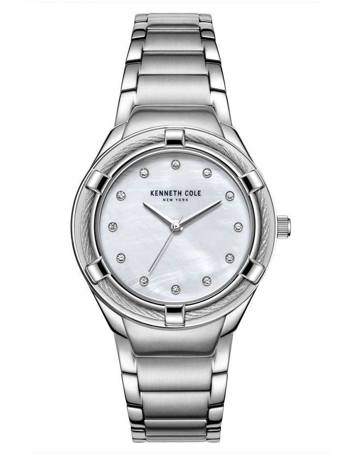 KC50981002 Classic Ladies Stainless Steel Watch image 1