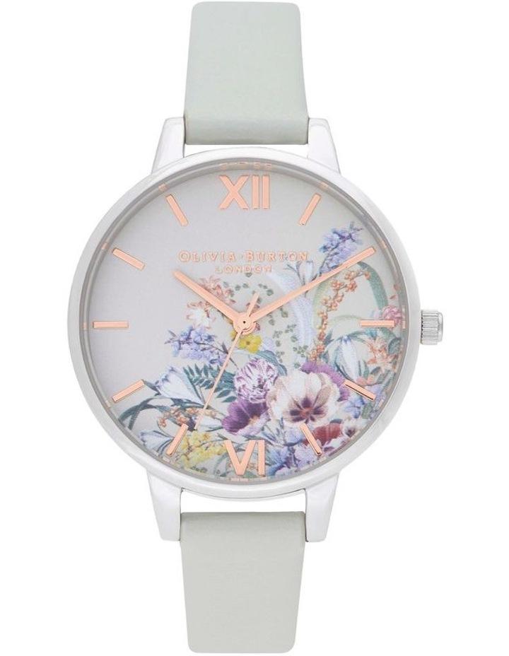 OB16EG153 Enchanted Garden Silver & Grey Watch image 1