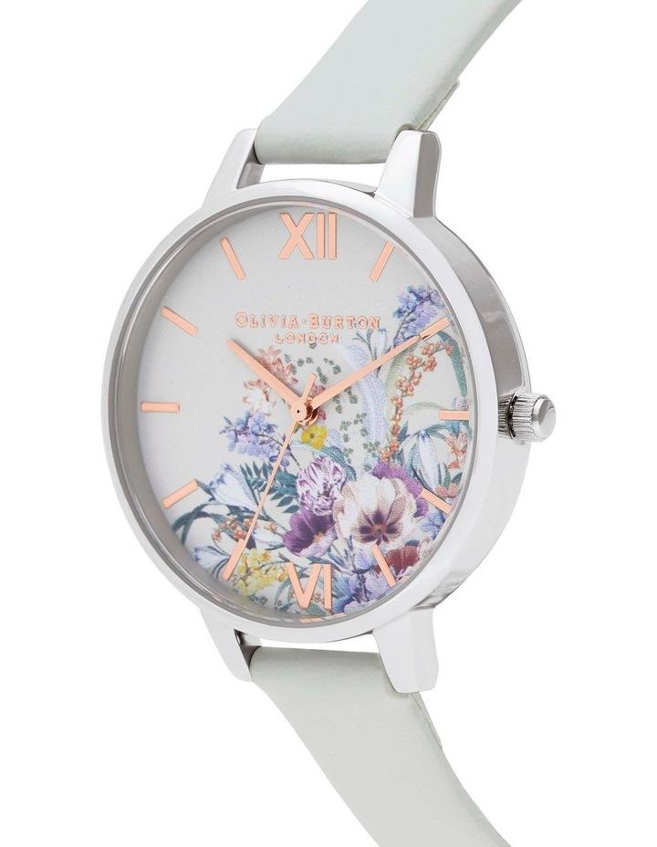 OB16EG153 Enchanted Garden Silver & Grey Watch image 2