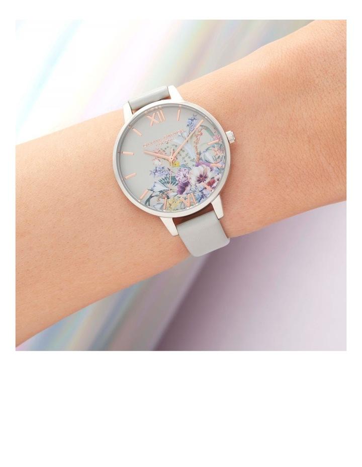 OB16EG153 Enchanted Garden Silver & Grey Watch image 3