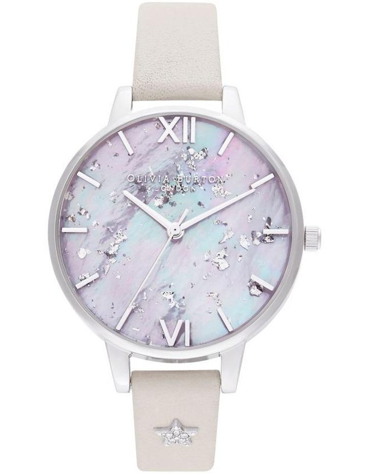 OB16GD42 Celestial Silver & Blush Watch image 1
