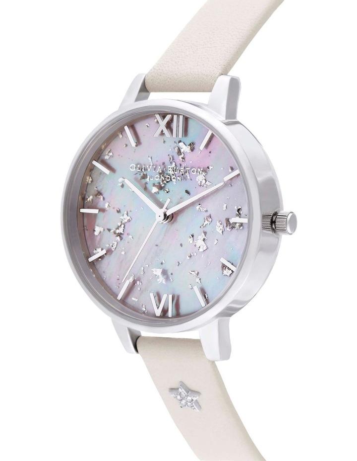OB16GD42 Celestial Silver & Blush Watch image 2