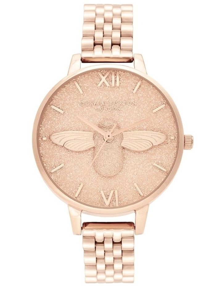 OB16GD46 Glitter Dial Rose Gold  Watch image 1