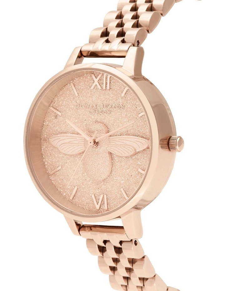 OB16GD46 Glitter Dial Rose Gold  Watch image 2