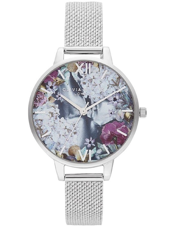 OB16US11 Under The Sea Silver Watch image 1