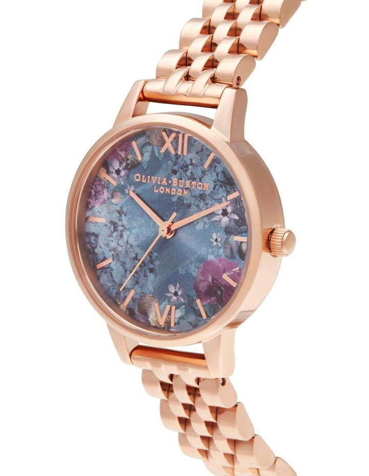 OB16US25 Under The Sea Rose Gold Watch image 2