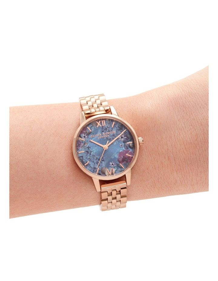 OB16US25 Under The Sea Rose Gold Watch image 3