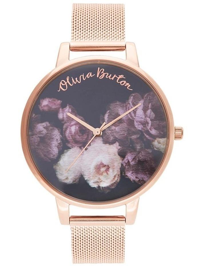 OB16WG22 Fine Art Rose Gold Watch image 1