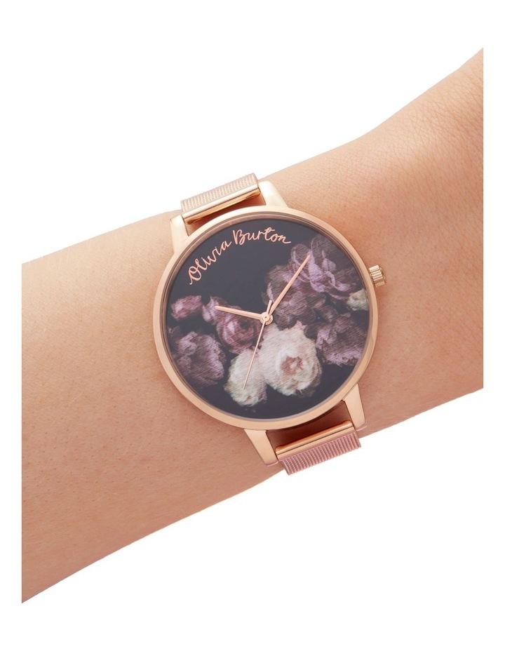 OB16WG22 Fine Art Rose Gold Watch image 3