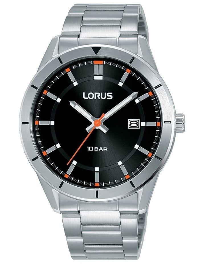 RH997LX-9 Gents Stainless Steel 100m Sports Watch image 1