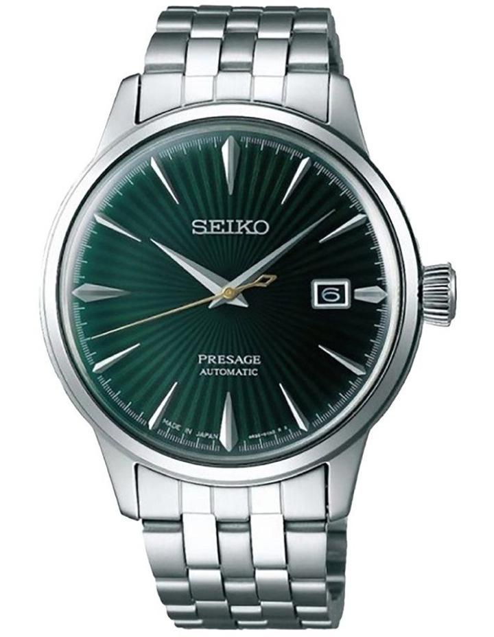 SRPE15J Presage Automatic Cocktail Time Green Dial Watch image 1