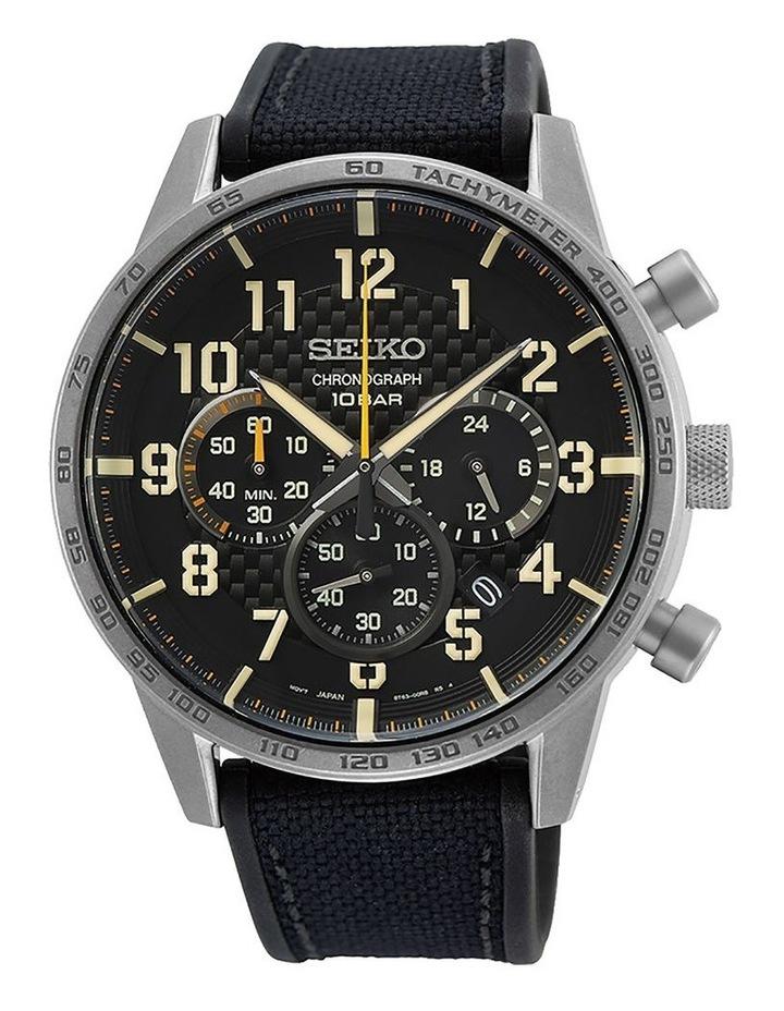 SSB367P Gents Sports Chronograph 100m Watch image 1