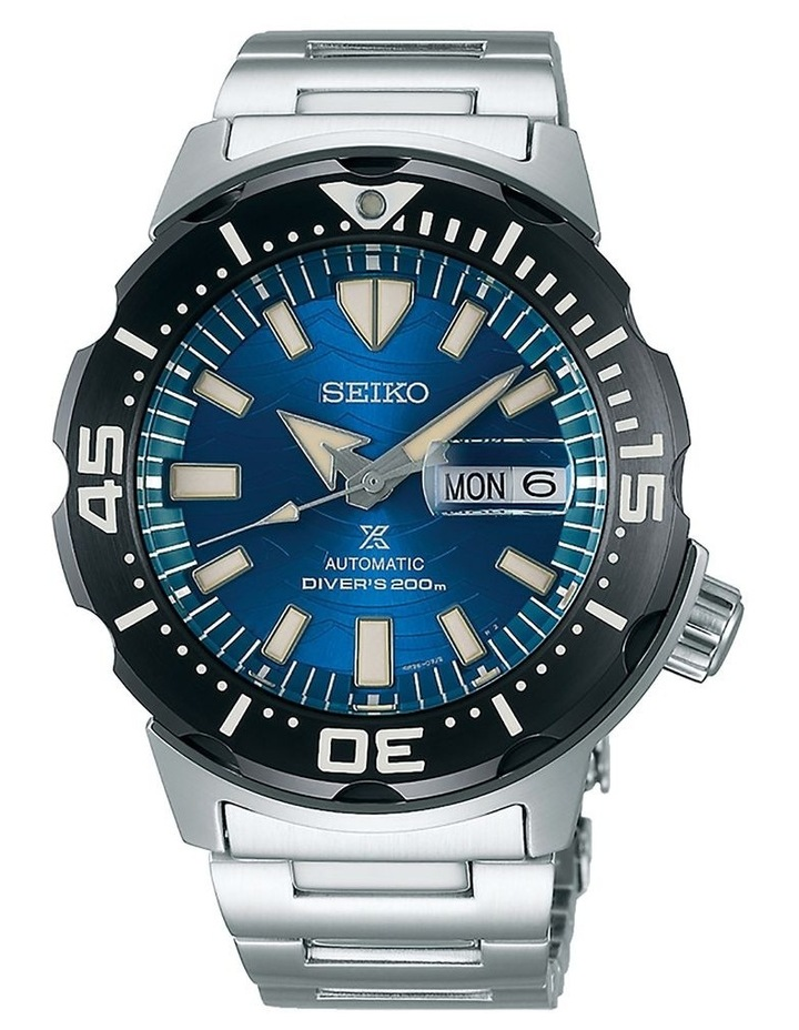 SRPE09K Prospex Automatic Divers Save The Ocean Special Edition Watch image 1