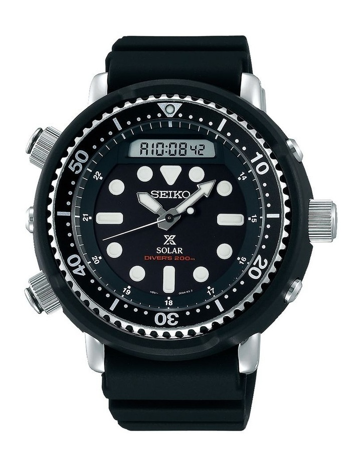SNJ025P Hybrid Digital Analogue Prospex Divers Watch image 1