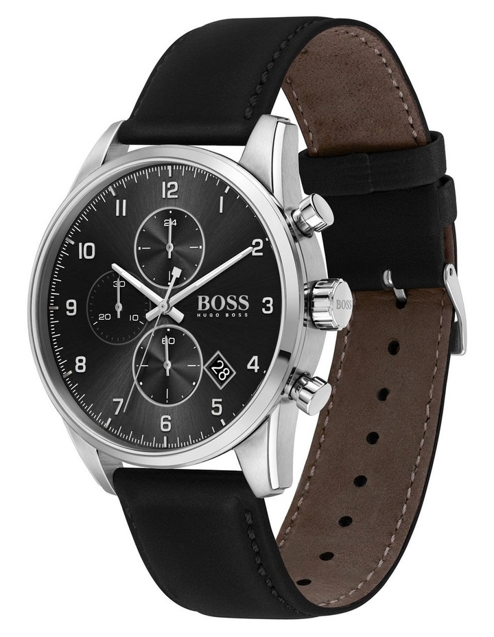 Skymaster Leather Men's Watch - 1513782 image 2