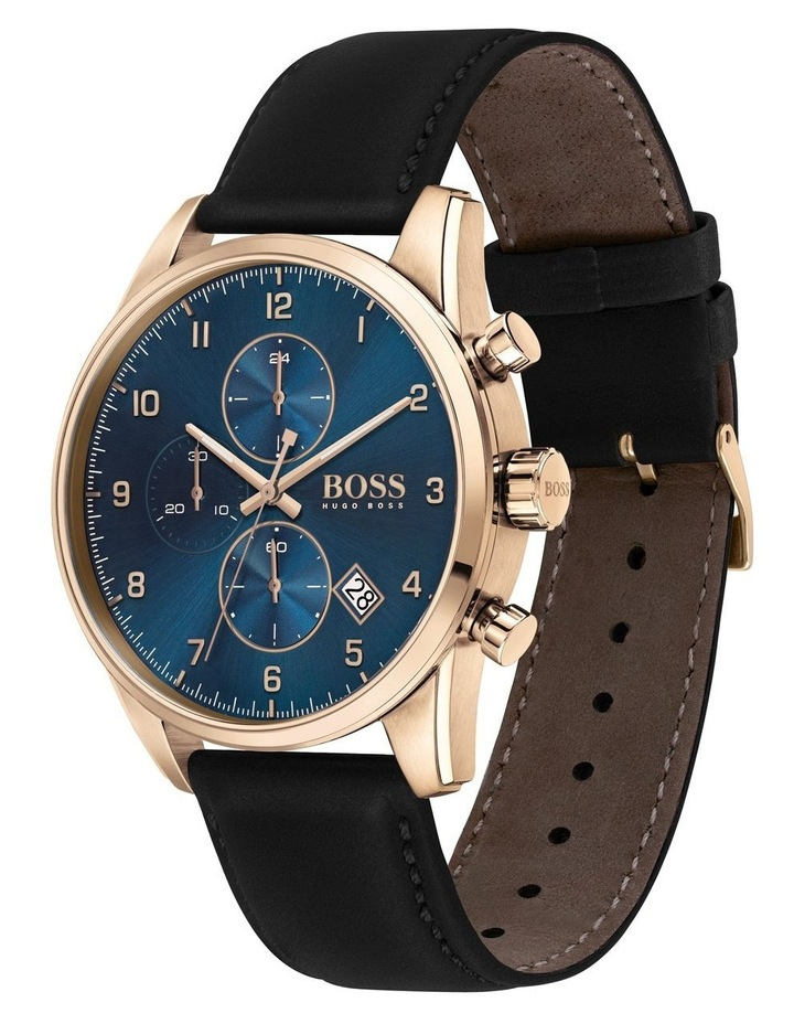 Skymaster Leather Men's Watch - 1513783 image 2