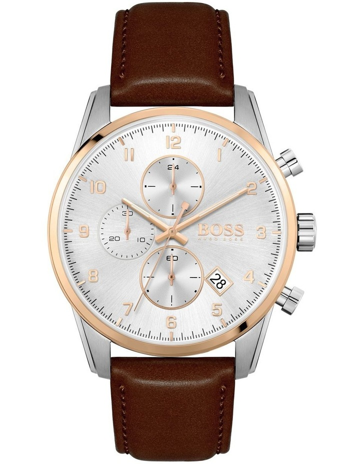 Skymaster Leather Men's Watch - 1513786 image 1