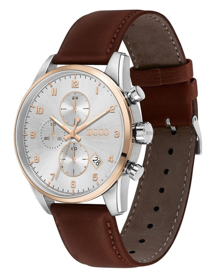 Skymaster Leather Men's Watch - 1513786 image 2