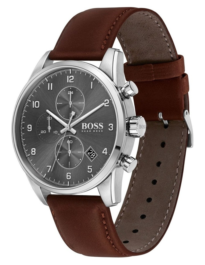 Skymaster Leather Men's Watch - 1513787 image 2