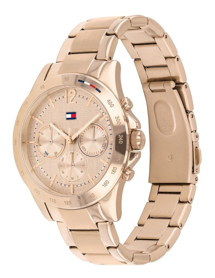 Rose Gold Steel Ladies Multi-Function Watch - 1782197 image 2