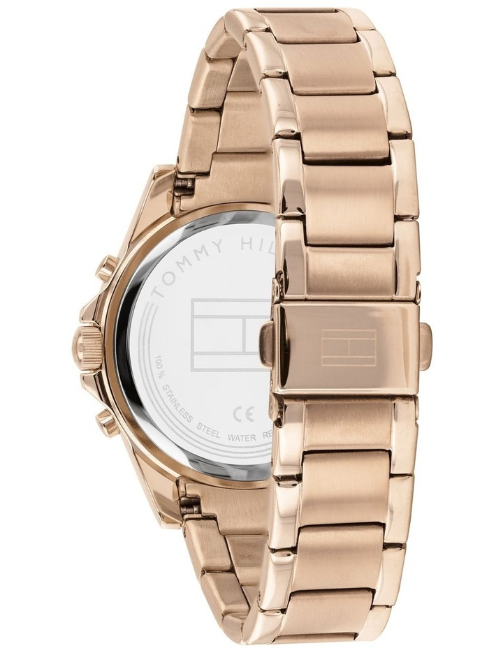 Rose Gold Steel Ladies Multi-Function Watch - 1782197 image 3