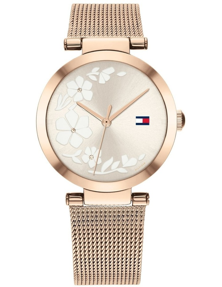 Gold IP Mesh Ladies Watch - 1782240 image 1