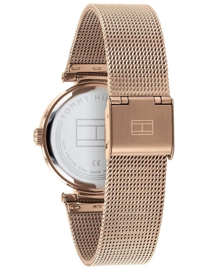 Gold IP Mesh Ladies Watch - 1782240 image 3