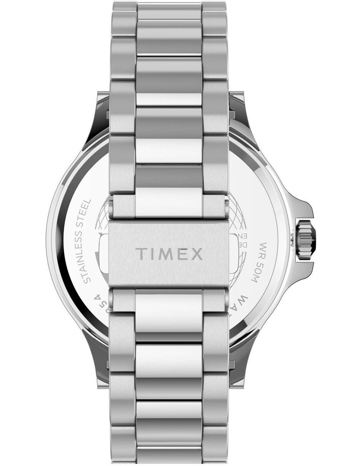 TW2U13100 Harbourside Silver Watch Watch image 3