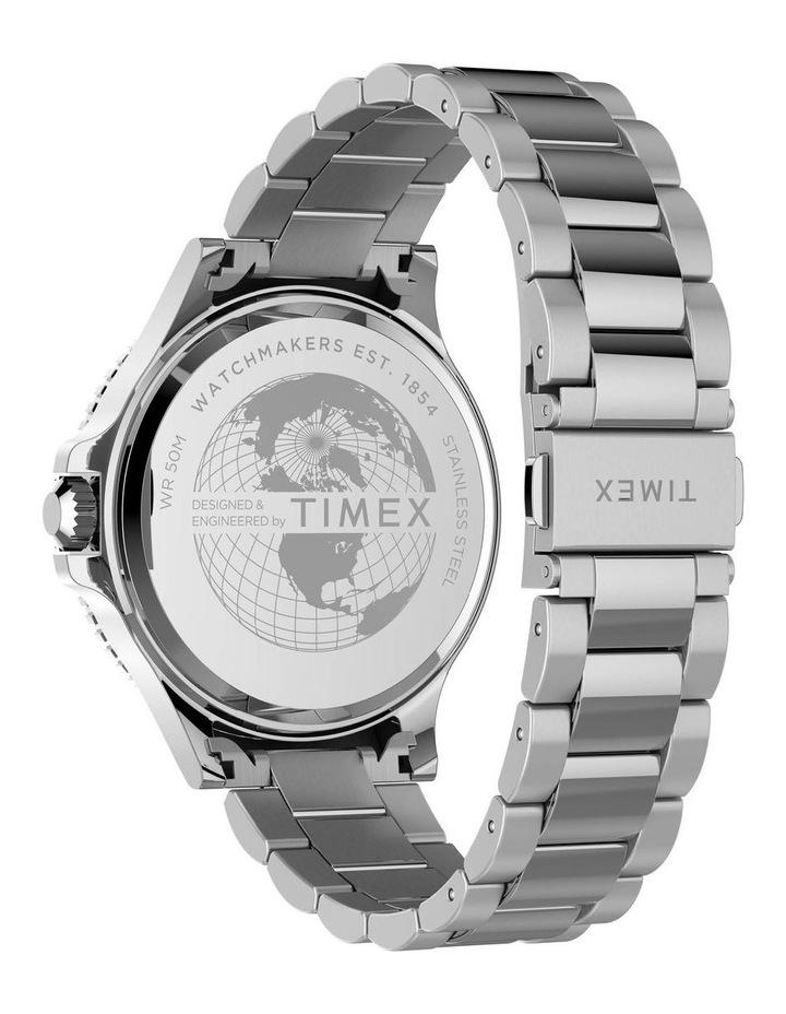 TW2U13100 Harbourside Silver Watch Watch image 4