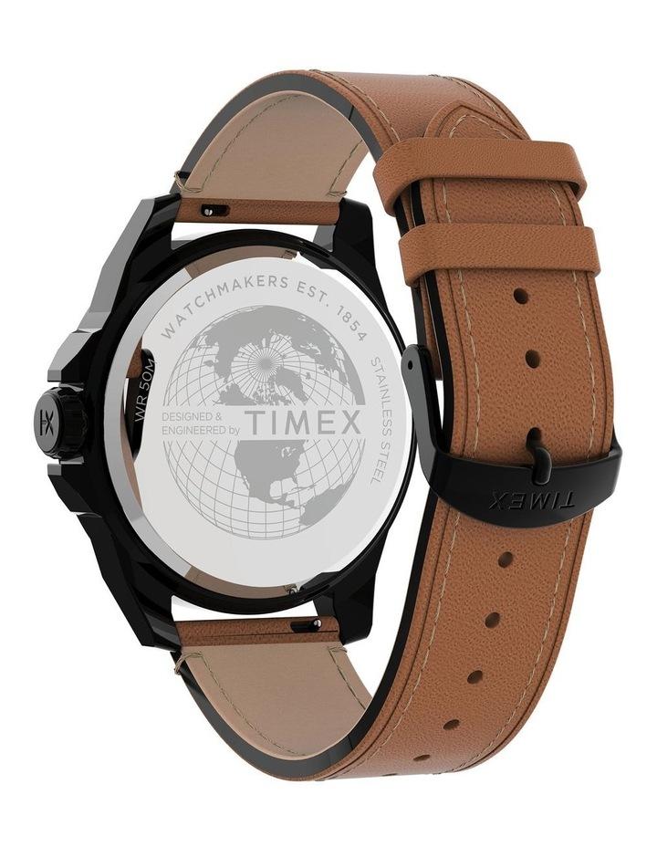 TW2U15100 Essex Brown Watch Watch image 3