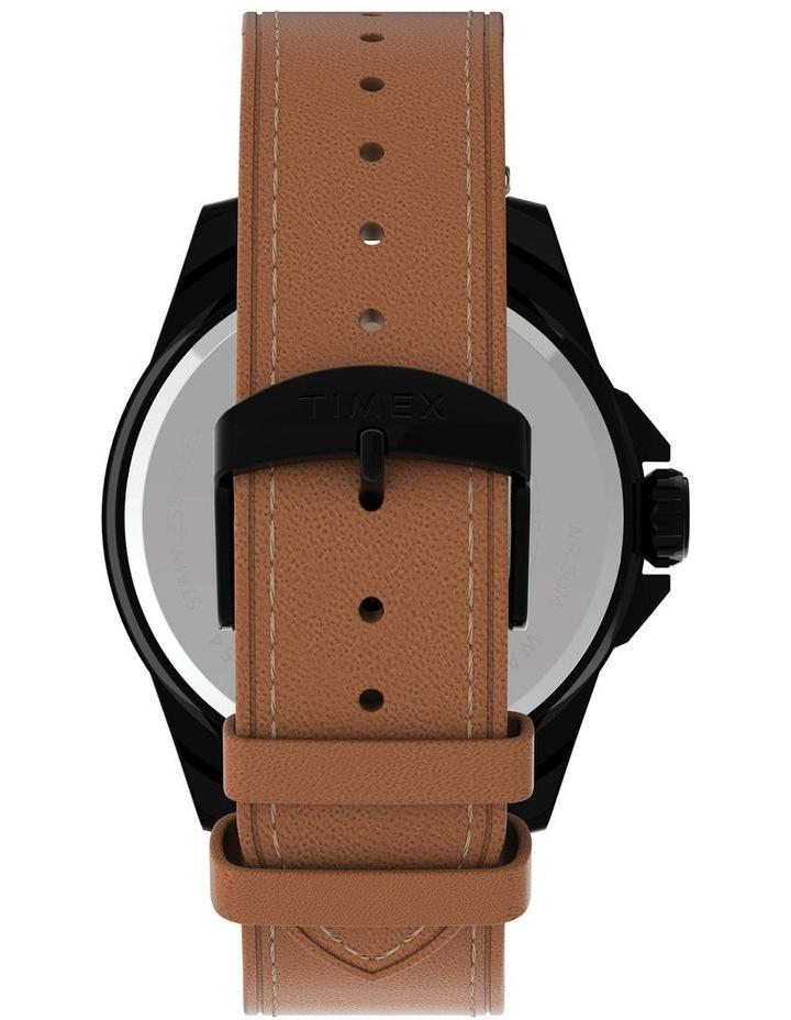TW2U15100 Essex Brown Watch Watch image 4