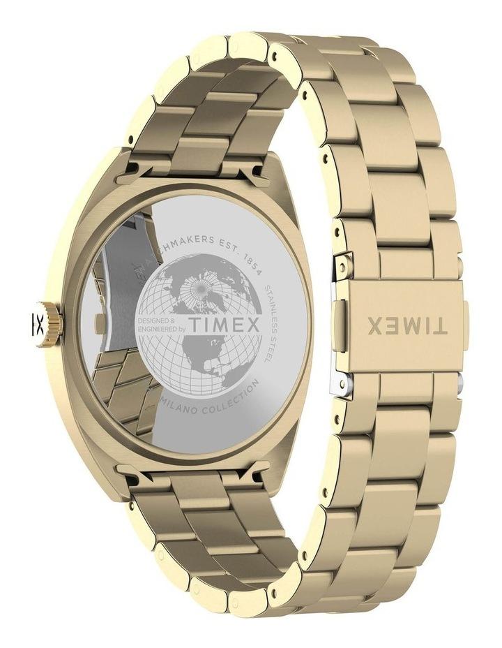 TW2U15700 Milano Gold Watch Watch image 4
