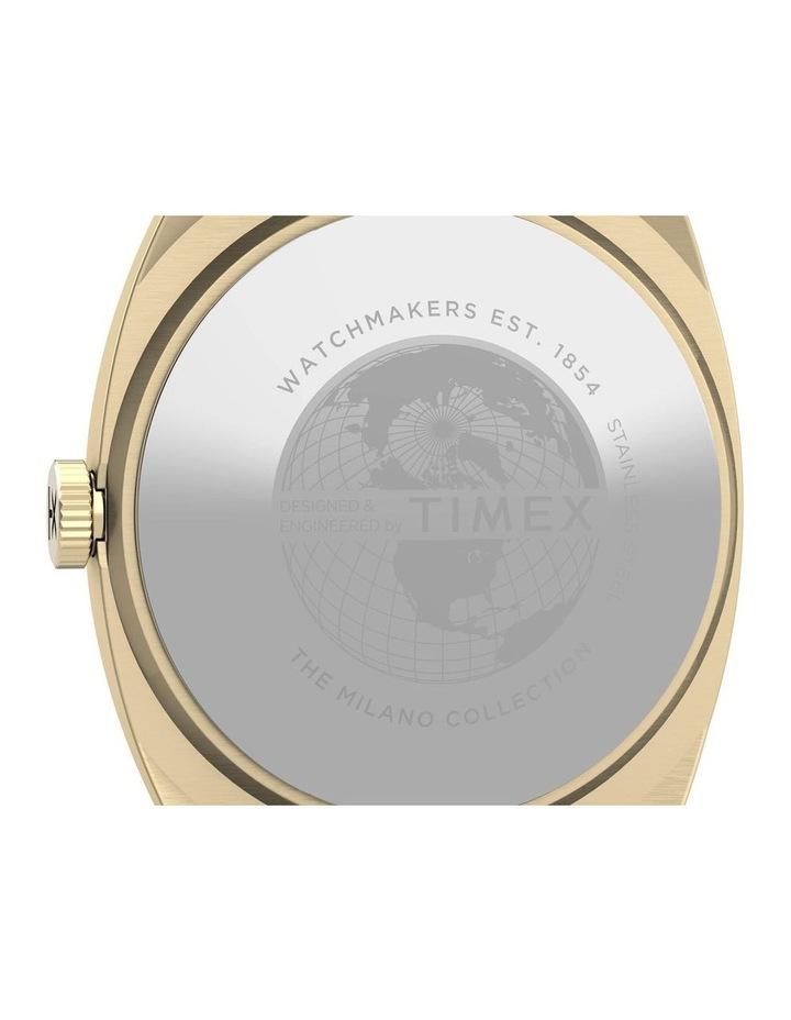 TW2U15700 Milano Gold Watch Watch image 5