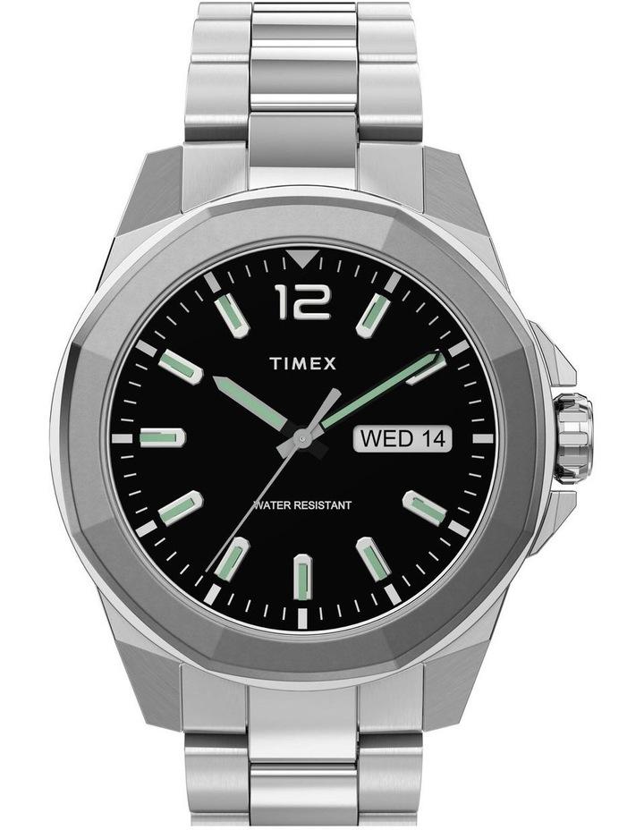 Timex Essex Silver Watch image 1