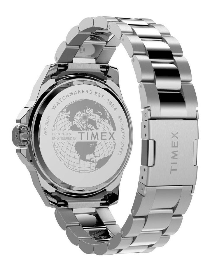 Timex Essex Silver Watch image 4