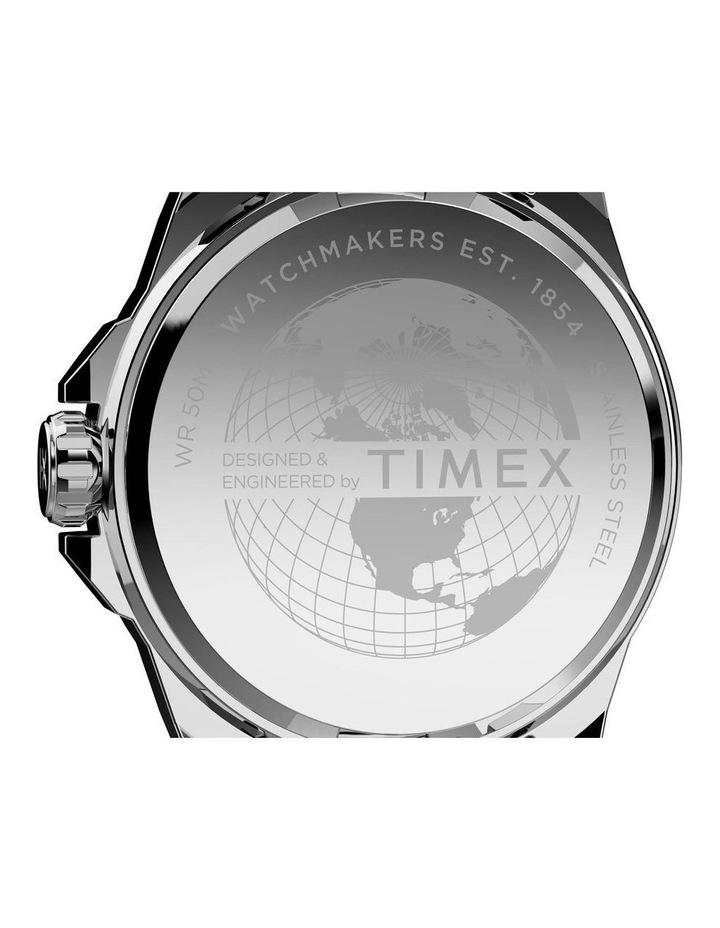 Timex Essex Silver Watch image 5