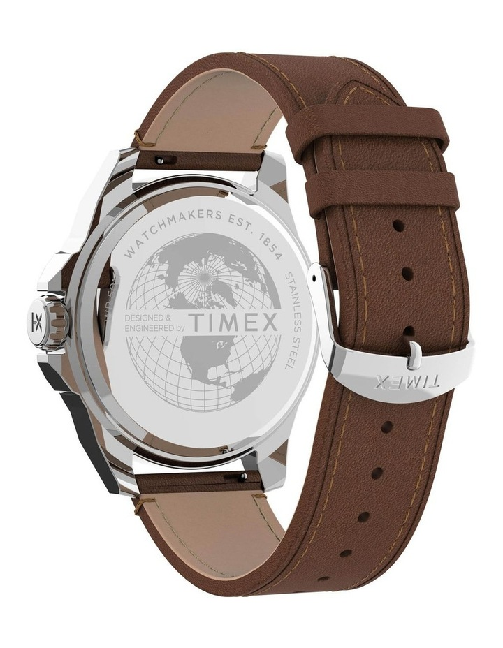 TW2U15000 Essex Brown Watch Watch image 4