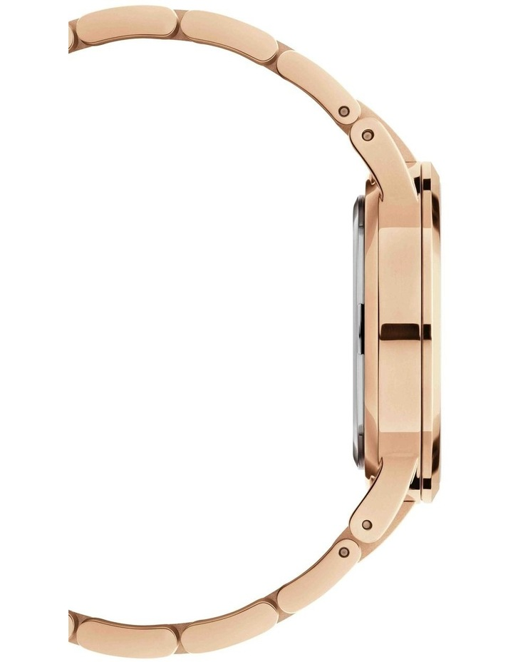 Iconic Link 36mm Rose Gold White Dial Watch image 5