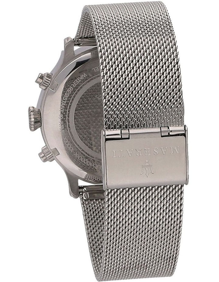 R8853118013 Epoca Silver Blue Watch image 2