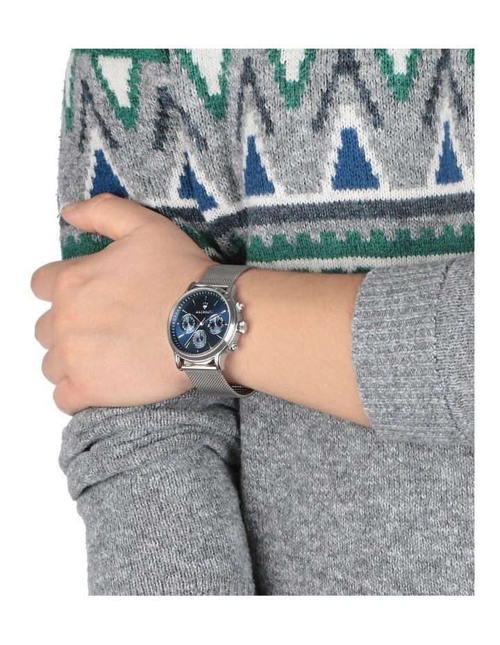 R8853118013 Epoca Silver Blue Watch image 4