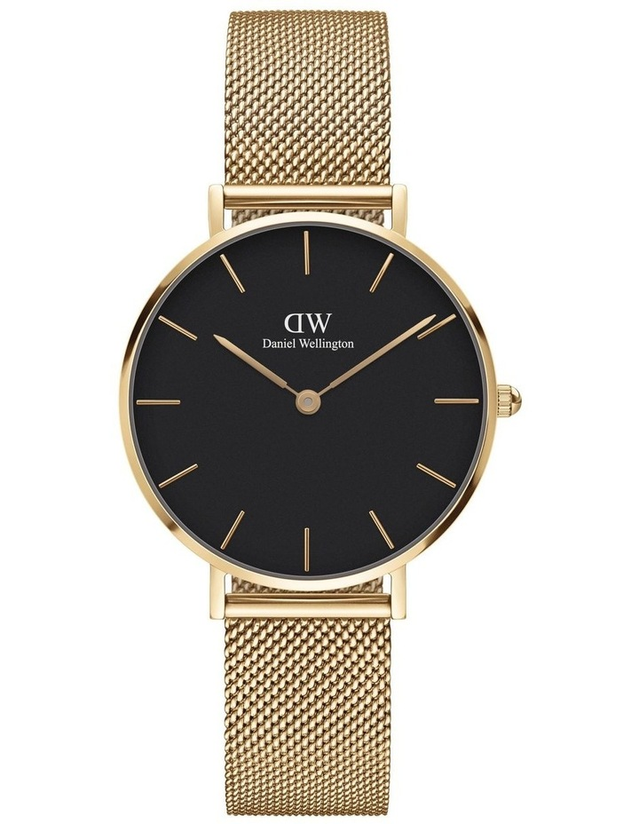 Petite 32 Evergold Black Dial Watch image 1
