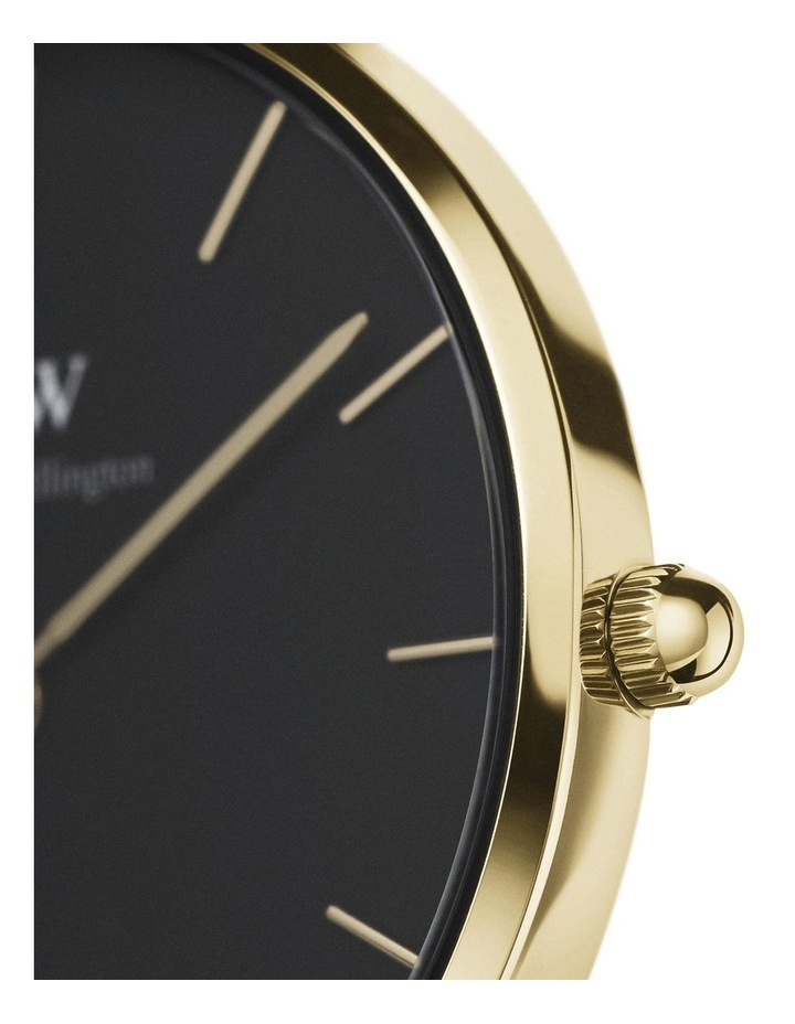 Petite 32 Evergold Black Dial Watch image 2