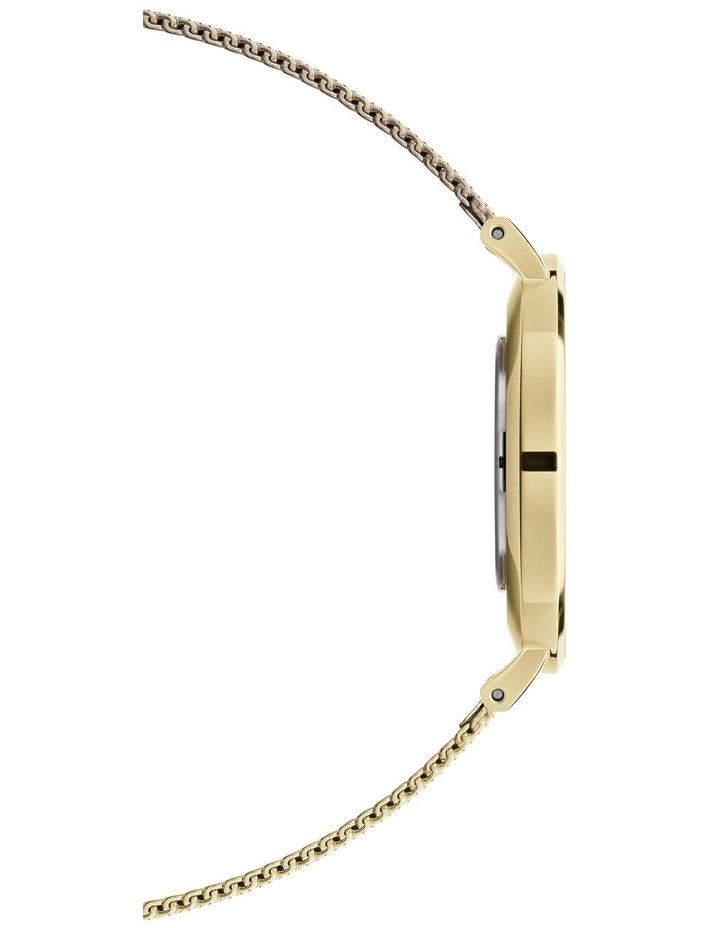 Petite 32 Evergold White Dial Gold Stainless Steel Quartz Watch image 4