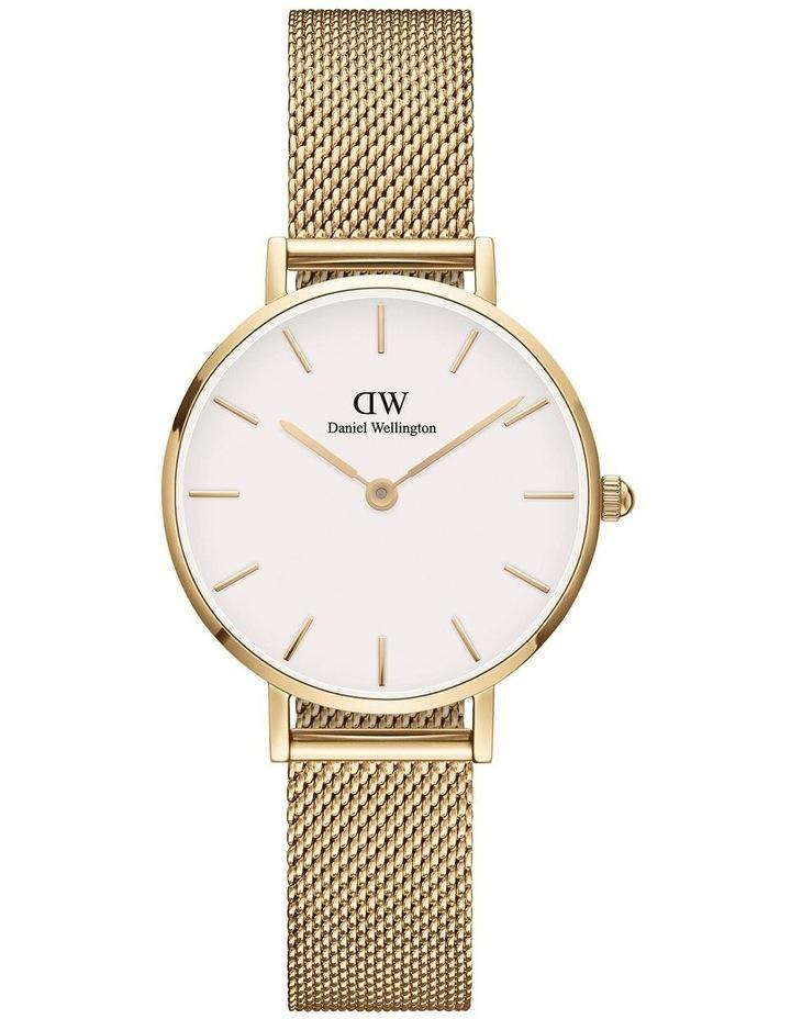 Petite 28 Evergold White Dial Watch image 1