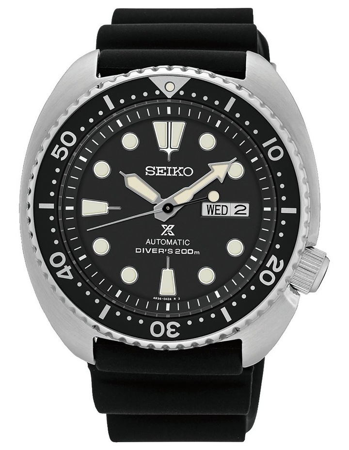 SRPE93K Prospex Divers 200m Black Dial Watch image 1