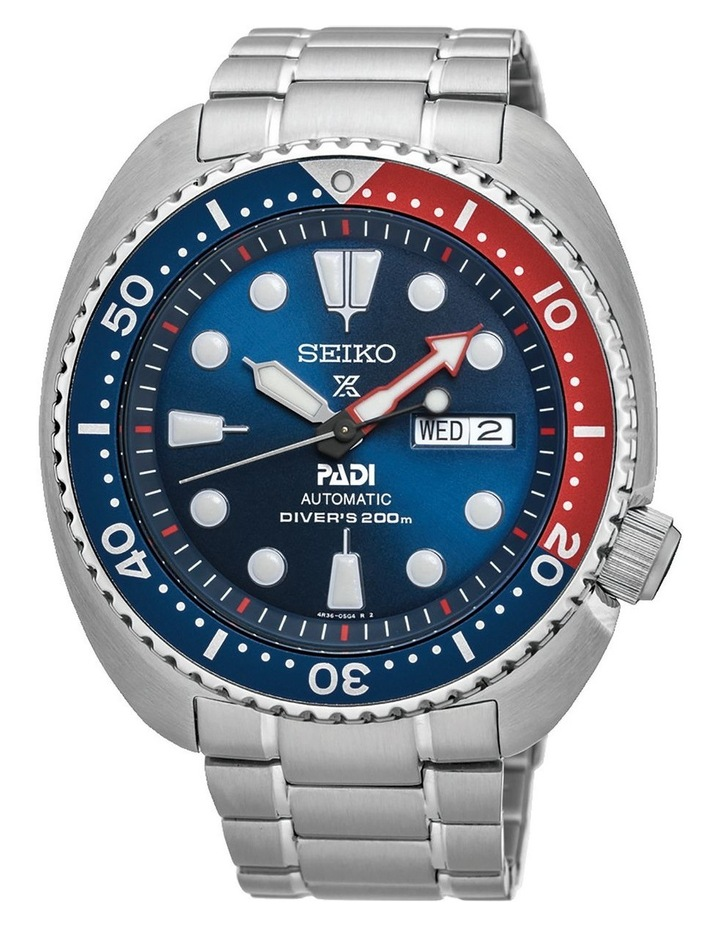 Prospex SRPE99K Automatic Diver's PADI Special Edition Watch image 1
