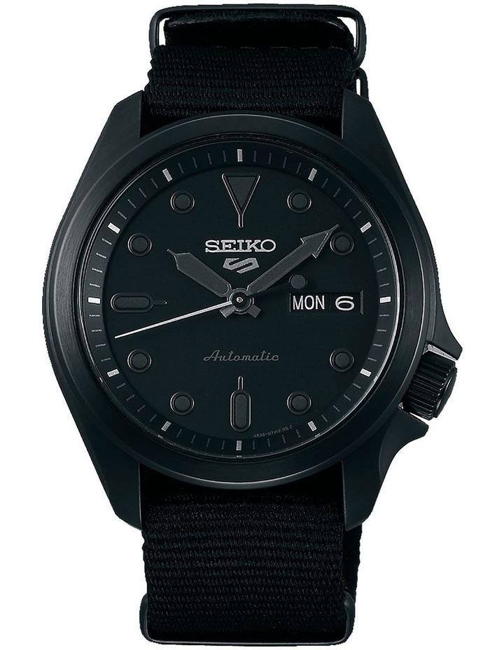 5 Sports SRPE69K Automatic Black on Black Watch image 1